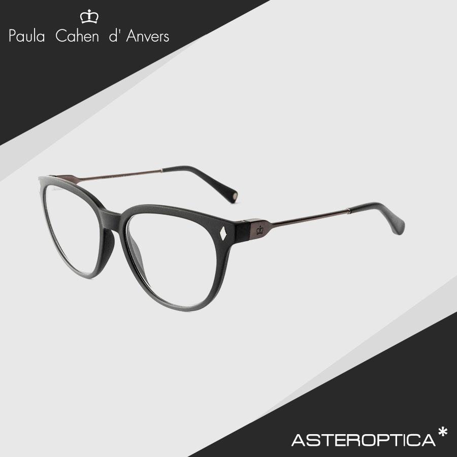 Anteojos Armazon Paula Cahen D`Anvers Paros Black - Asteroptica